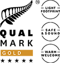Qualmark Enviro Award Gold logo